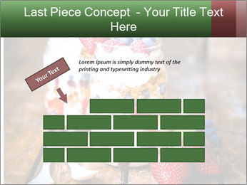 Berry Granola PowerPoint Templates - Slide 46