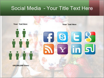 Berry Granola PowerPoint Templates - Slide 5