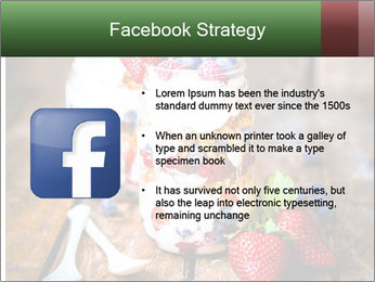 Berry Granola PowerPoint Templates - Slide 6