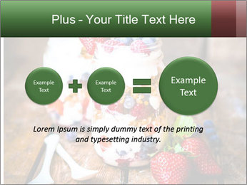 Berry Granola PowerPoint Templates - Slide 75