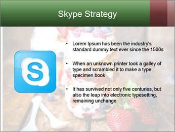 Berry Granola PowerPoint Templates - Slide 8