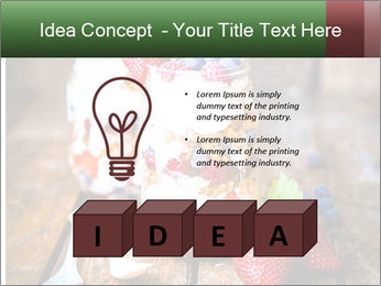 Berry Granola PowerPoint Templates - Slide 80