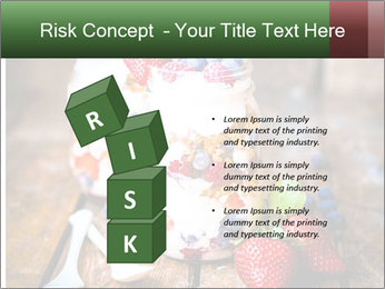 Berry Granola PowerPoint Templates - Slide 81