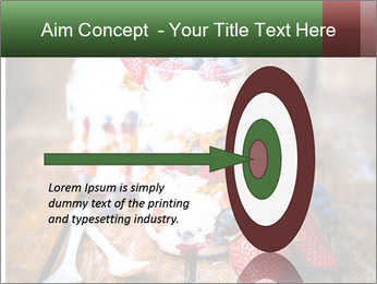 Berry Granola PowerPoint Templates - Slide 83