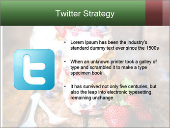 Berry Granola PowerPoint Templates - Slide 9