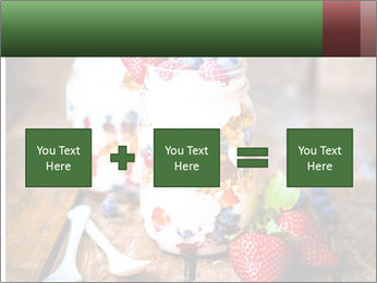 Berry Granola PowerPoint Templates - Slide 95