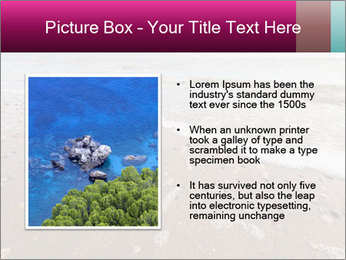 Empty Beach PowerPoint Template - Slide 13