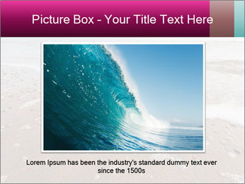 Empty Beach PowerPoint Template - Slide 15
