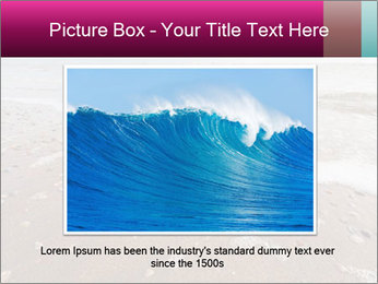 Empty Beach PowerPoint Template - Slide 16
