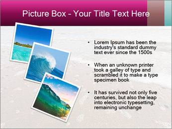 Empty Beach PowerPoint Template - Slide 17