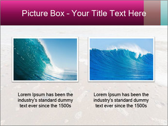 Empty Beach PowerPoint Template - Slide 18