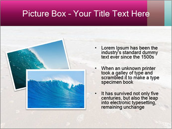 Empty Beach PowerPoint Template - Slide 20