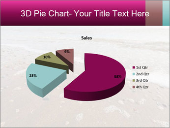 Empty Beach PowerPoint Template - Slide 35