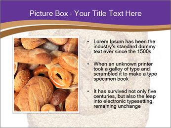 Gluten Free Bread PowerPoint Templates - Slide 13