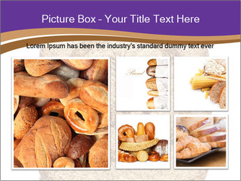 Gluten Free Bread PowerPoint Template - Slide 19