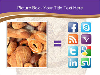 Gluten Free Bread PowerPoint Templates - Slide 21