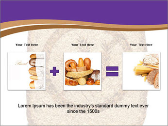 Gluten Free Bread PowerPoint Template - Slide 22