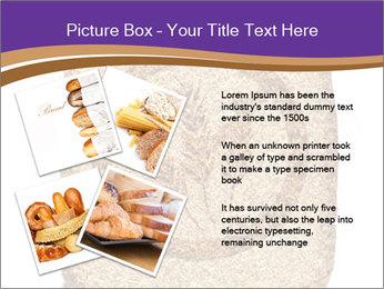 Gluten Free Bread PowerPoint Templates - Slide 23