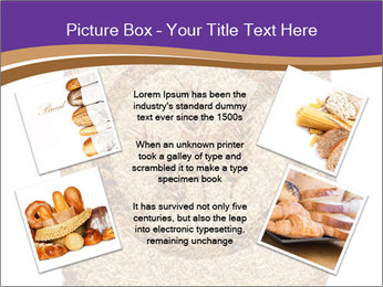 Gluten Free Bread PowerPoint Template - Slide 24