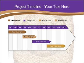 Gluten Free Bread PowerPoint Templates - Slide 25