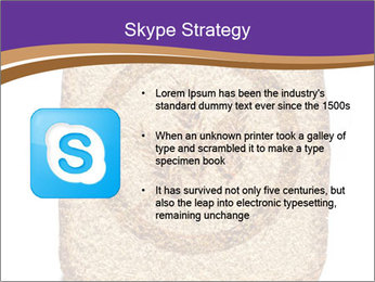 Gluten Free Bread PowerPoint Templates - Slide 8