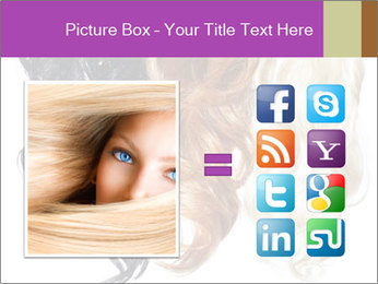 Color Palette For Hair PowerPoint Template - Slide 21