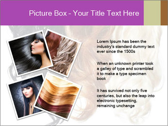 Color Palette For Hair PowerPoint Template - Slide 23