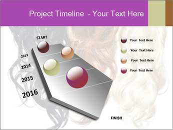 Color Palette For Hair PowerPoint Template - Slide 26
