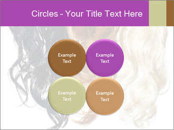 Color Palette For Hair PowerPoint Template - Slide 38
