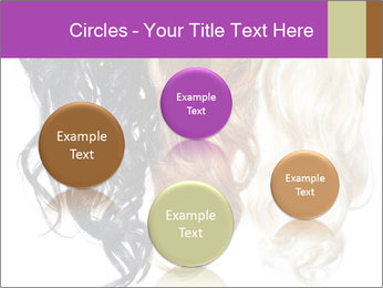 Color Palette For Hair PowerPoint Template - Slide 77