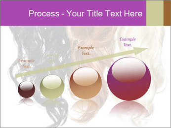Color Palette For Hair PowerPoint Template - Slide 87