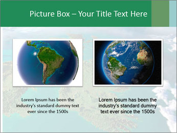 Continent Aerial View PowerPoint Templates - Slide 18