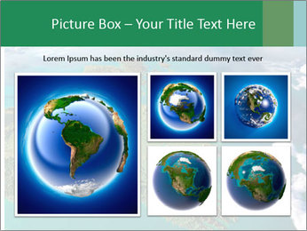 Continent Aerial View PowerPoint Templates - Slide 19