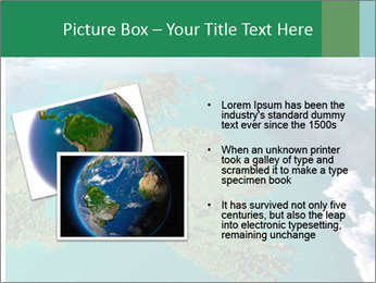 Continent Aerial View PowerPoint Templates - Slide 20