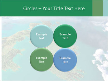 Continent Aerial View PowerPoint Templates - Slide 38