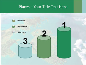 Continent Aerial View PowerPoint Templates - Slide 65