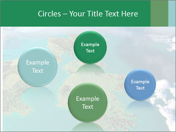 Continent Aerial View PowerPoint Templates - Slide 77