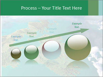 Continent Aerial View PowerPoint Templates - Slide 87