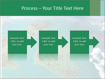 Continent Aerial View PowerPoint Templates - Slide 88