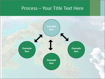 Continent Aerial View PowerPoint Templates - Slide 91