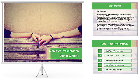 Romantic Date PowerPoint Template