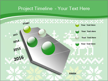 Christmas Sweater Ornament PowerPoint Template - Slide 26