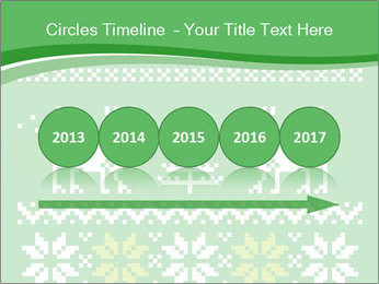 Christmas Sweater Ornament PowerPoint Template - Slide 29