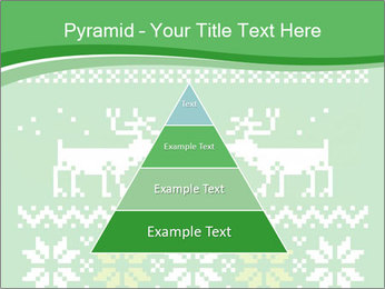 Christmas Sweater Ornament PowerPoint Template - Slide 30
