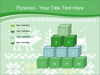 Christmas Sweater Ornament PowerPoint Template - Slide 31