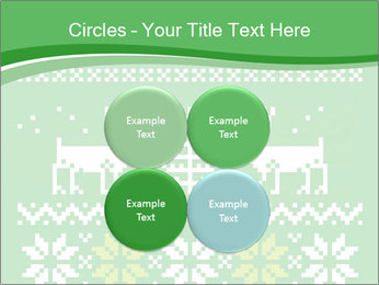 Christmas Sweater Ornament PowerPoint Template - Slide 38