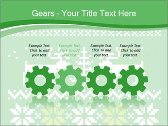 Christmas Sweater Ornament PowerPoint Template - Slide 48