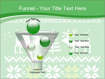 Christmas Sweater Ornament PowerPoint Template - Slide 63