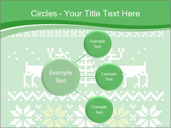 Christmas Sweater Ornament PowerPoint Template - Slide 79