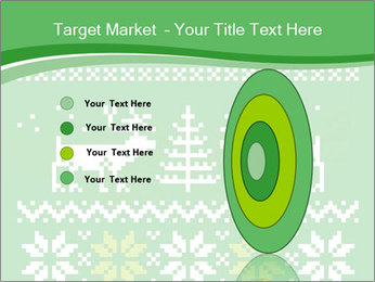 Christmas Sweater Ornament PowerPoint Template - Slide 84